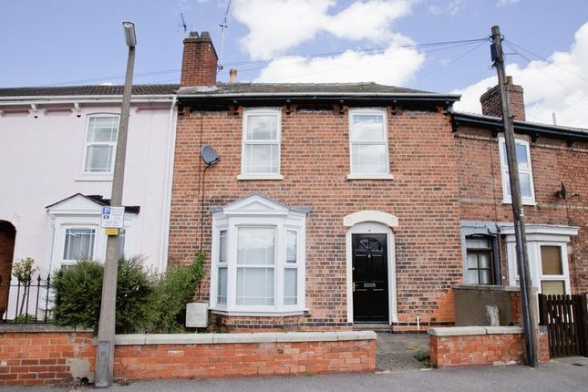 4 bed terraced house for sale in Foss Bank, Lincoln