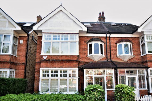 Thumbnail Semi-detached house to rent in Burlington Avenue, Richmond