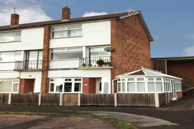 Thumbnail 3 bedroom property to rent in Haddon Way, Nottingham