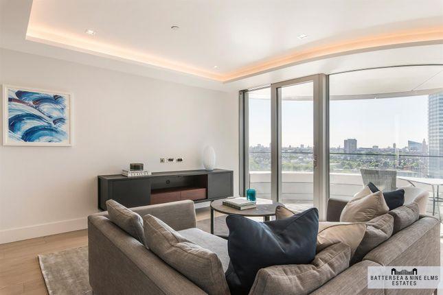 Thumbnail Flat to rent in 27 Albert Embankment, London