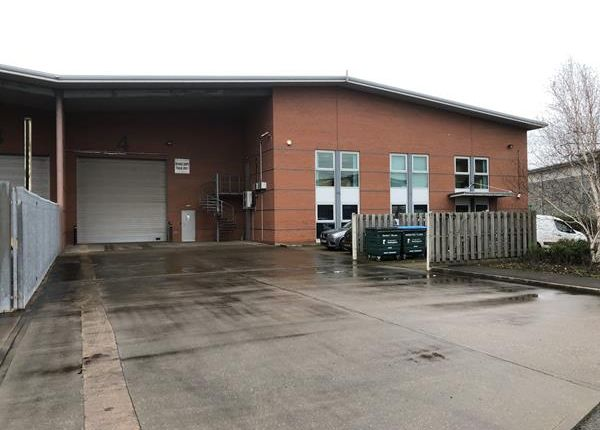 Thumbnail Light industrial to let in Unit 4, Easter Park, Lenton Lane, Nottingham, Nottinghamshire
