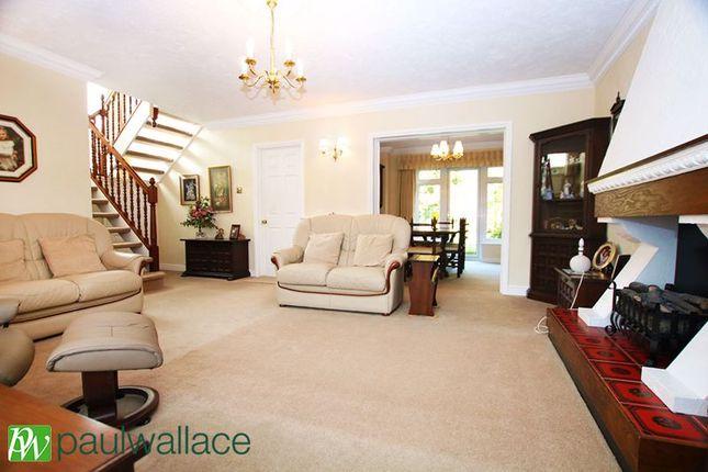 Lounge of The Oval, Broxbourne EN10