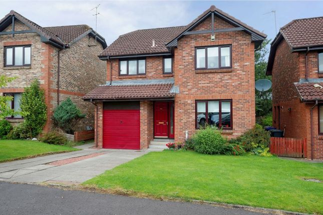 Thumbnail Property for sale in 40 Linister Crescent, Howwood