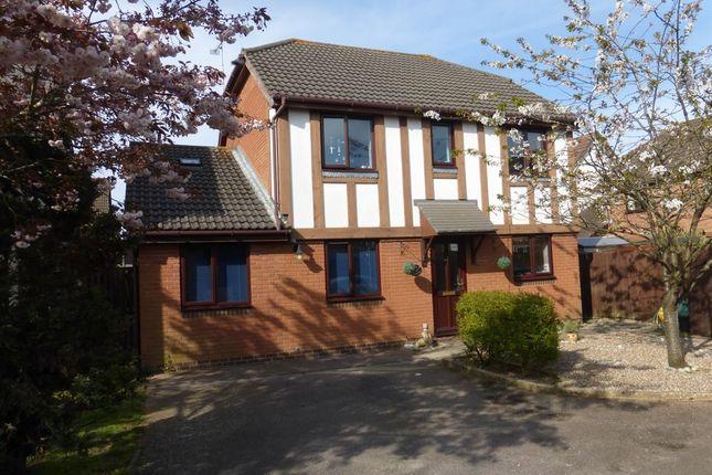 Thumbnail Detached house for sale in Breck Farm Lane, Taverham, Norwich