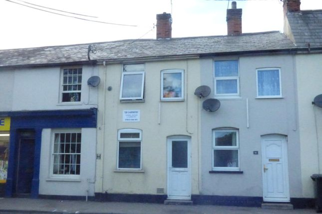 Thumbnail Terraced house to rent in East Street, Sudbury