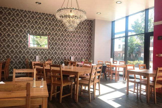 Thumbnail Restaurant/cafe for sale in Broughton Lane, Salford