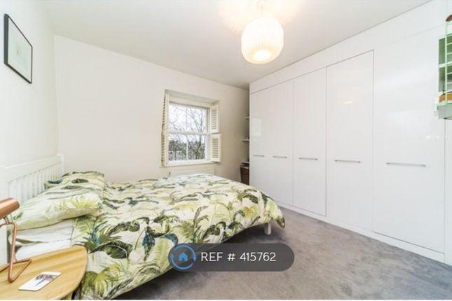 Master Bedroom of Gwendwr Road, London W14