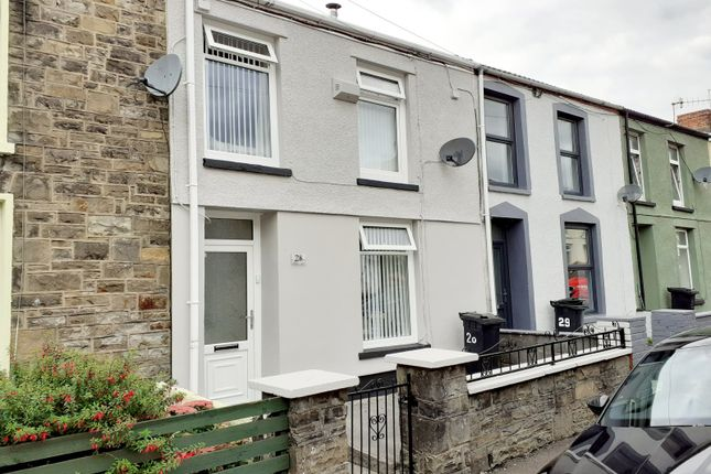 Thumbnail Terraced house for sale in William Street, Merthyr Tydfil