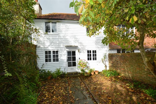 Thumbnail Cottage for sale in High Street, Ticehurst, Wadhurst