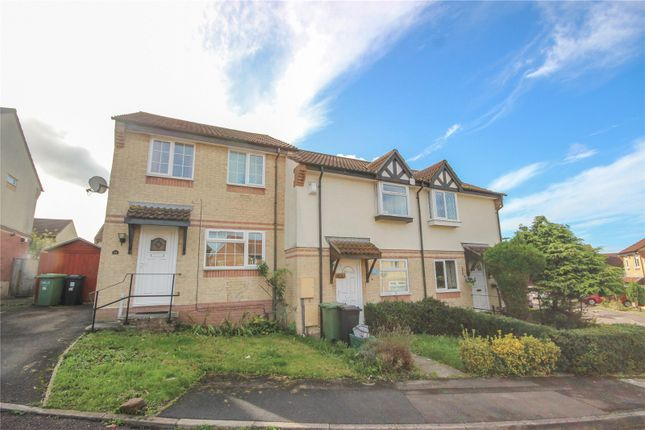 Thumbnail Terraced house to rent in The Valls, Bradley Stoke, Bristol, South Gloucestershire