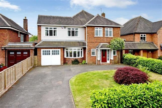 Thumbnail Detached house to rent in Wrottesley Road, Tettenhall, Wolverhampton