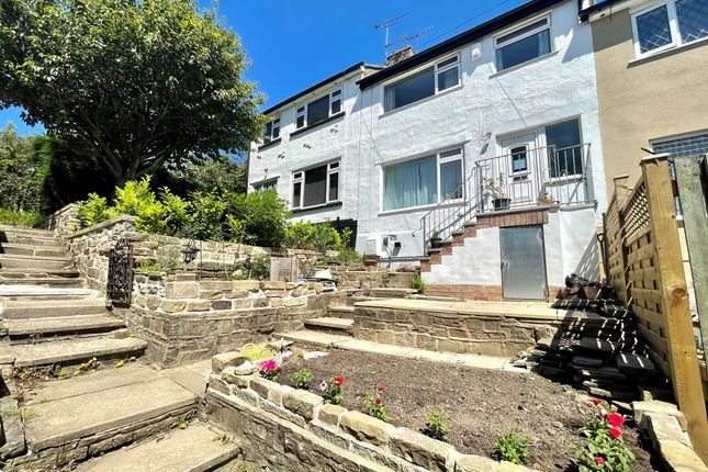 Thumbnail Terraced house for sale in Griffe Gardens, Oakworth, Keighley