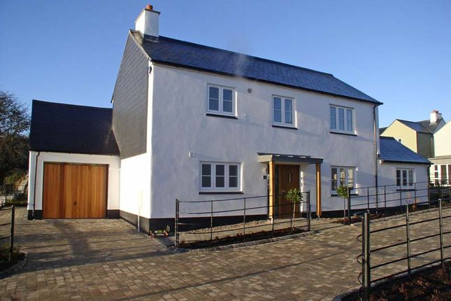 Thumbnail Detached house for sale in Stannary Gardens, Chagford