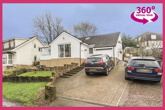 Thumbnail Bungalow for sale in Eveswell Park Road, Newport