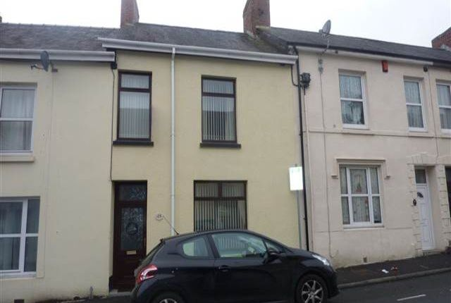 Thumbnail Terraced house to rent in Parcmaen Street, Carmarthen