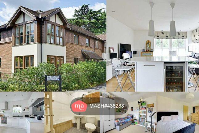 2 bed flat to rent in Ashbourne Gardens, Hertford SG13