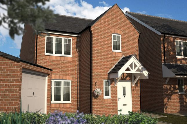 Thumbnail Detached house for sale in Plot 6, The Newsham, Healdfield Court, Castleford