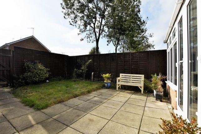 Garden of Saltmarsh, Orton Malborne, Peterborough PE2