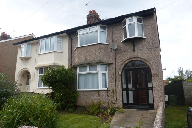 Thumbnail Property to rent in Raeburn Avenue, West Kirby, Wirral