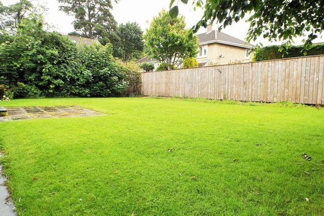 Rear Garden of Beech Close, North Gosforth, Newcastle Upon Tyne NE3