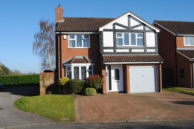 4 bed detached house for sale in Thistledown Drive, Ixworth, Bury St. Edmunds IP31