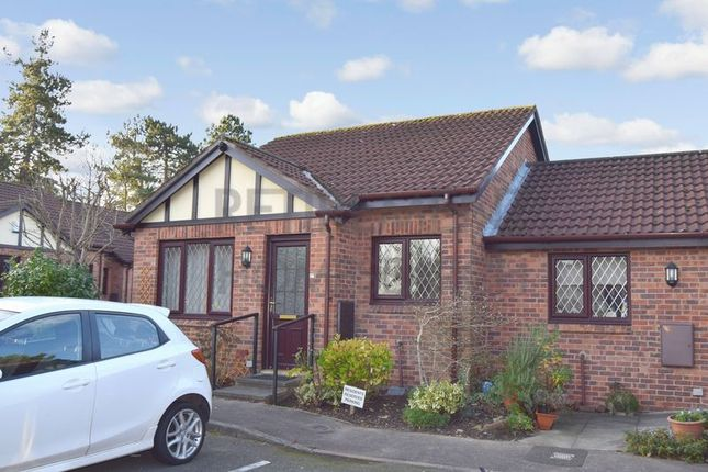 Thumbnail Bungalow for sale in Heathcote Gardens, Bebington