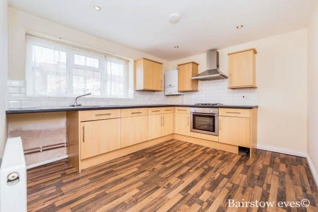 Thumbnail Maisonette to rent in Hillrise Road, Collier Row, Romford