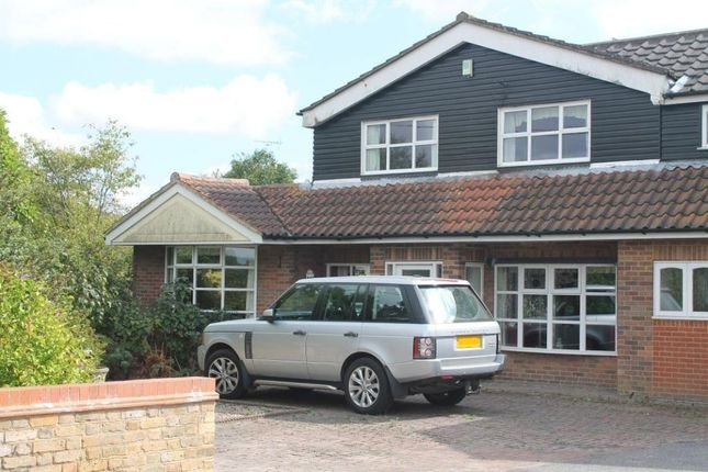Thumbnail Detached house to rent in Colchester Road, Great Totham, Maldon