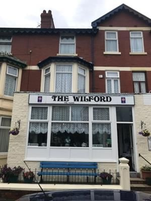 Thumbnail Hotel/guest house for sale in Wilford Hotel, 55 Station Road, Blackpool