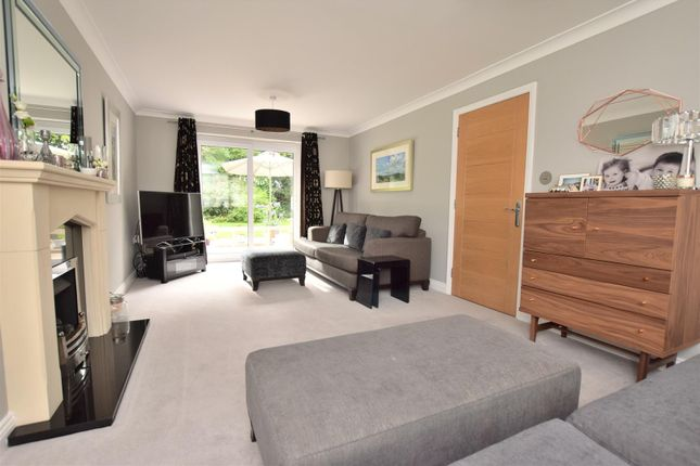Stylish Lounge of Whistlestop Close, Mickleover, Derby DE3