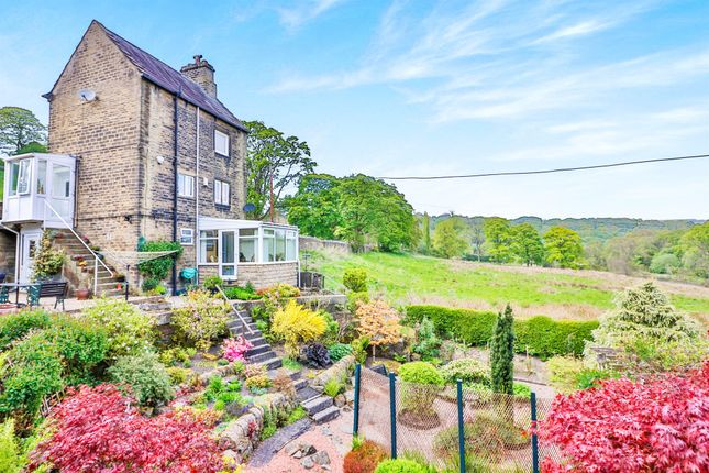 Thumbnail Detached house for sale in Rochdale Road, Triangle, Sowerby Bridge