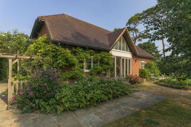 Thumbnail Detached house for sale in Nichols Barn, Station Road, Patrixbourne