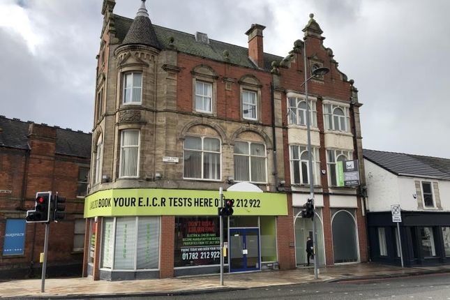 Thumbnail Office for sale in 2, Broad Street, Stoke-On-Trent