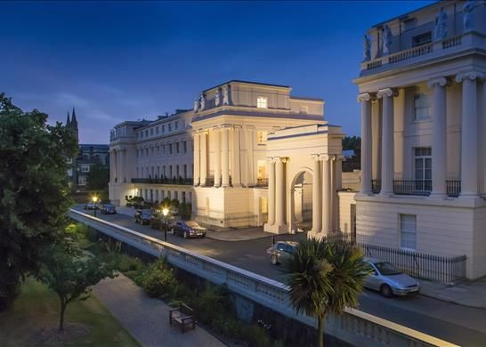 Thumbnail Property to rent in Cumberland Terrace, Regent's Park, London