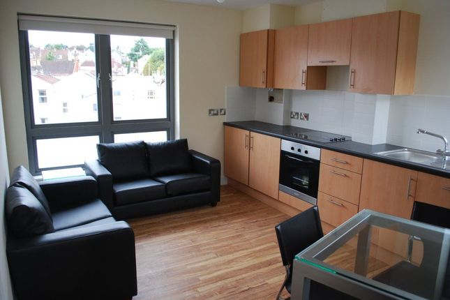Thumbnail Flat to rent in Station Road, Montpelier, Bristol