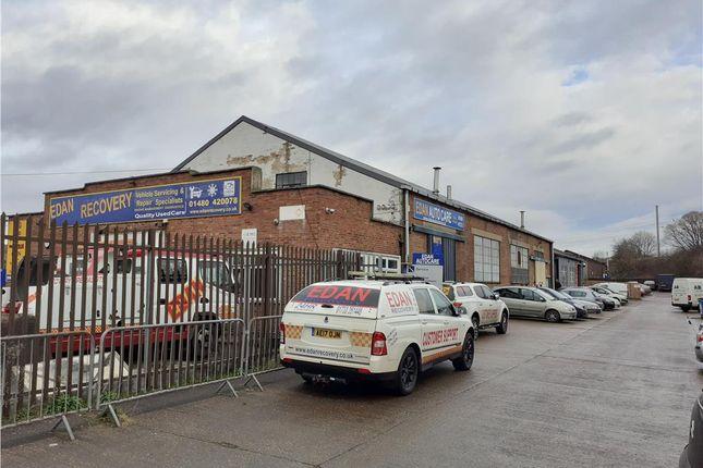 Thumbnail Light industrial for sale in Huntingdon Business Centre, Stukeley Road, Huntingdon, Cambridgeshire