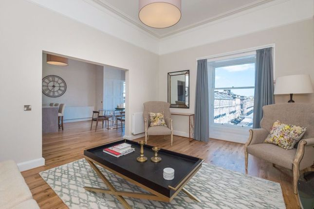 Thumbnail Flat to rent in Palmerston Place, West End