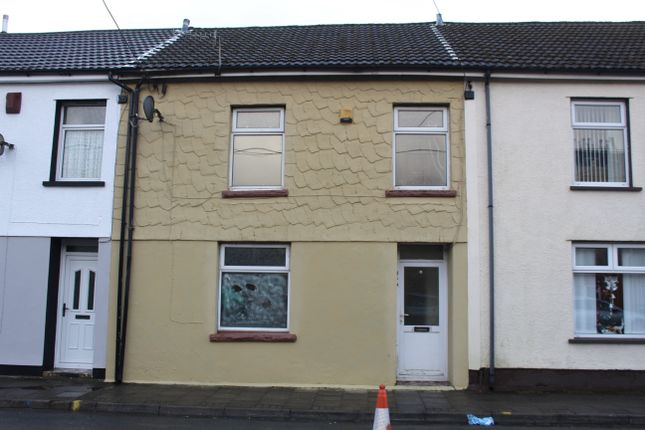 Thumbnail Terraced house to rent in Maerdy Road, Ferndale