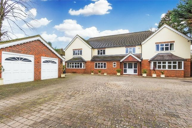 Thumbnail Detached house for sale in Old Slade Lane, Richings Park, Buckinghamshire