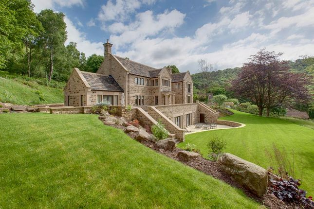 Thumbnail Property for sale in Burbage House, Upper Padley, Grindleford, Hope Valley, Derbyshire