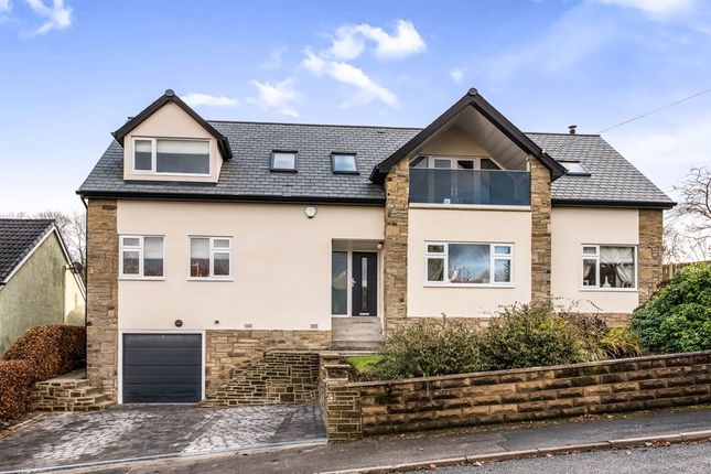 Thumbnail Detached house for sale in Menston Old Lane, Burley In Wharfedale, Ilkley