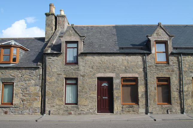 Thumbnail Terraced house for sale in Moss Street, Keith