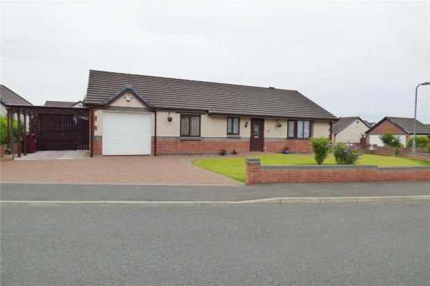 Thumbnail Detached bungalow for sale in Teal Close, Askam-In-Furness, Cumbria