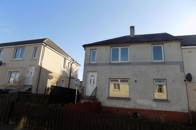 Thumbnail Flat for sale in Meadowburn Road, Wishaw