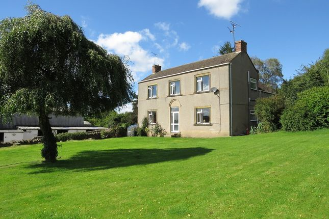 Thumbnail Farmhouse for sale in Hockley Lane, Wingerworth, Chesterfield