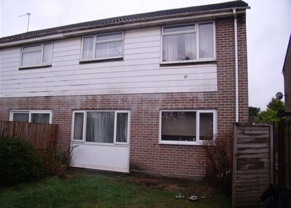 Thumbnail Flat for sale in Dawkins Road, Hamworthy, Poole