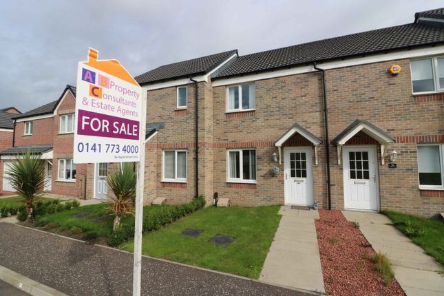 Thumbnail Terraced house for sale in Rhinds Crescent, Baillieston