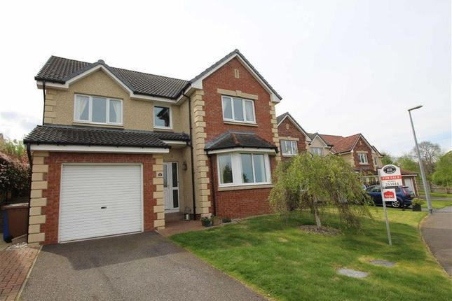 Thumbnail Detached house for sale in 6, Castlehill Drive, Inverness