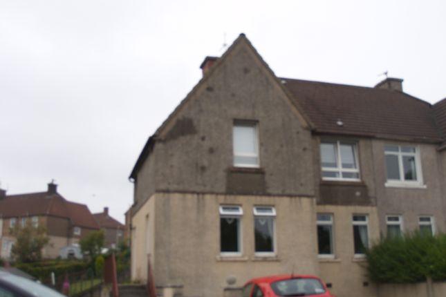 Thumbnail Flat to rent in Mosspark Road, Coatbridge