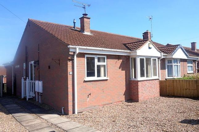 Thumbnail Bungalow to rent in Manvers Street, Warsop, Mansfield
